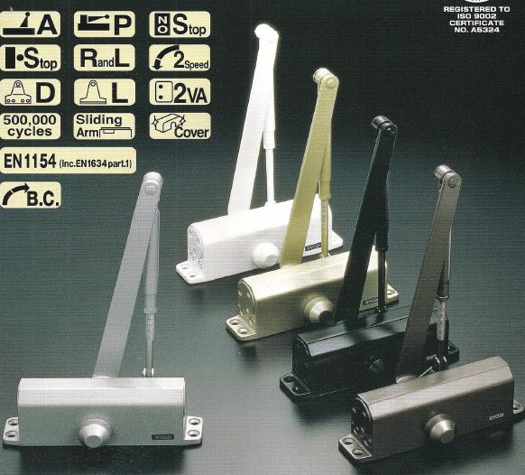 RYOBI良明闭门器8803