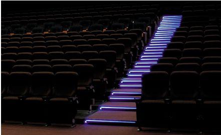 LED楼梯防滑条