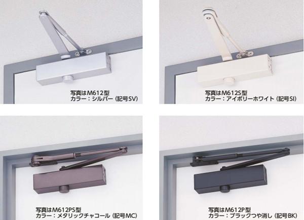 MIWA美和闭门器M612