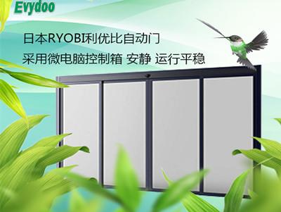 日本RYOBI利优比自动门