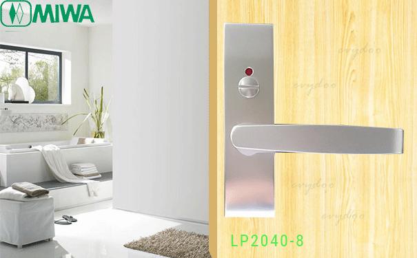MIWA浴室洗手间门锁