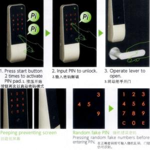 MIWA美和密码开锁模式