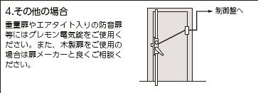 电控锁安装方法4