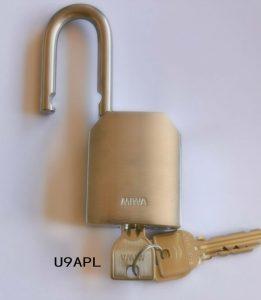 关于MIWA金库锁(型号U9APL)的价格调整通知