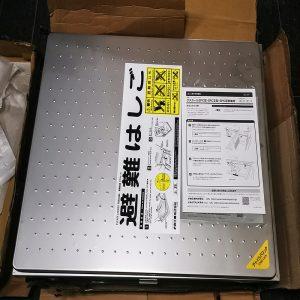 日本NAKA预埋式避难器具-逃生梯
